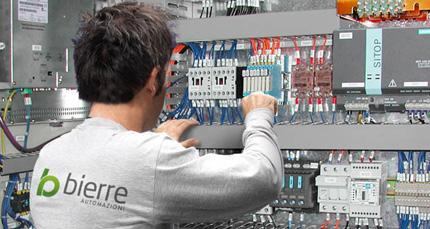 Realizzazione quadri elettrici430